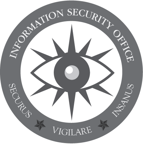 ISO - Information Security Office