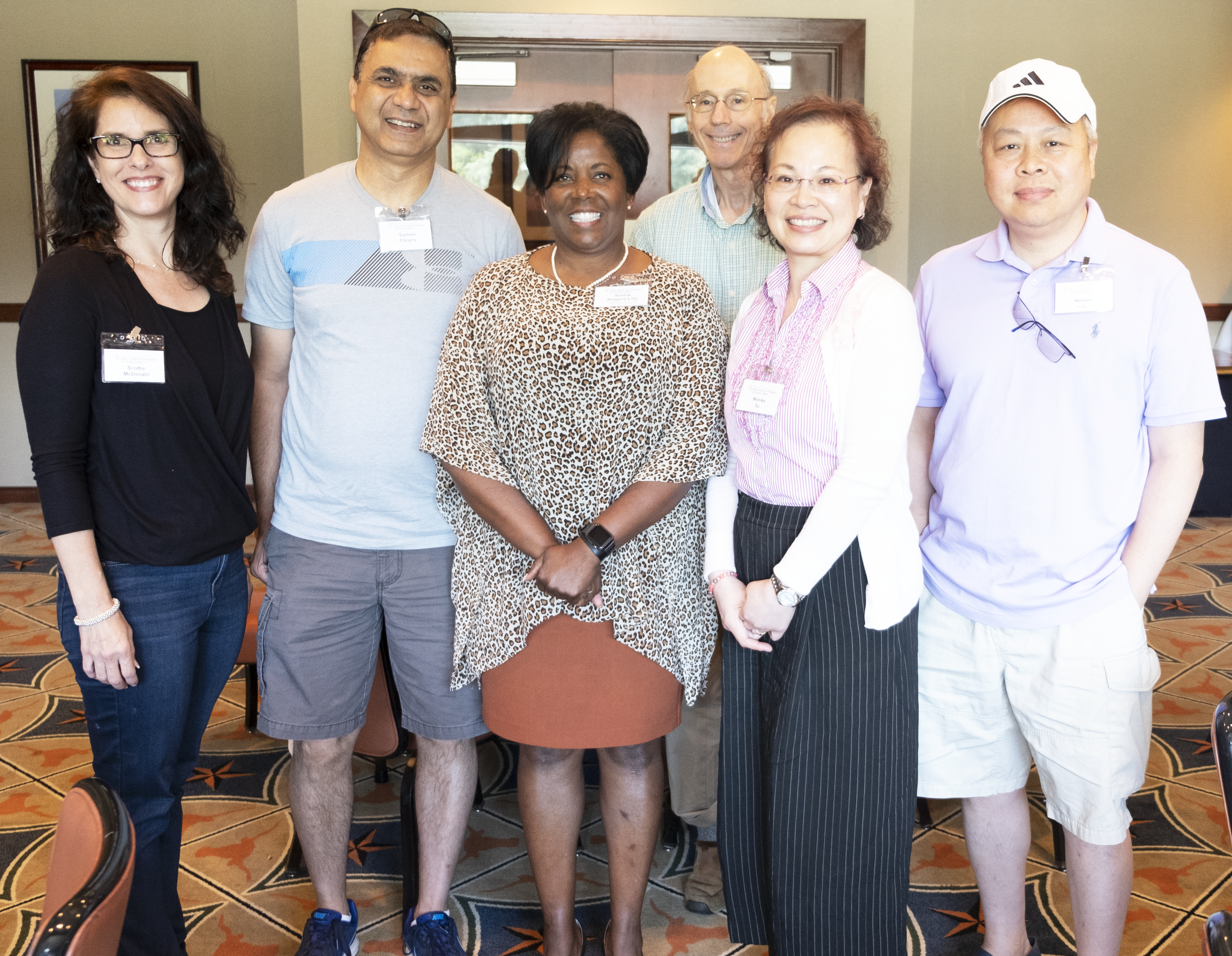 New Longhorn Parent Welcome Luncheons