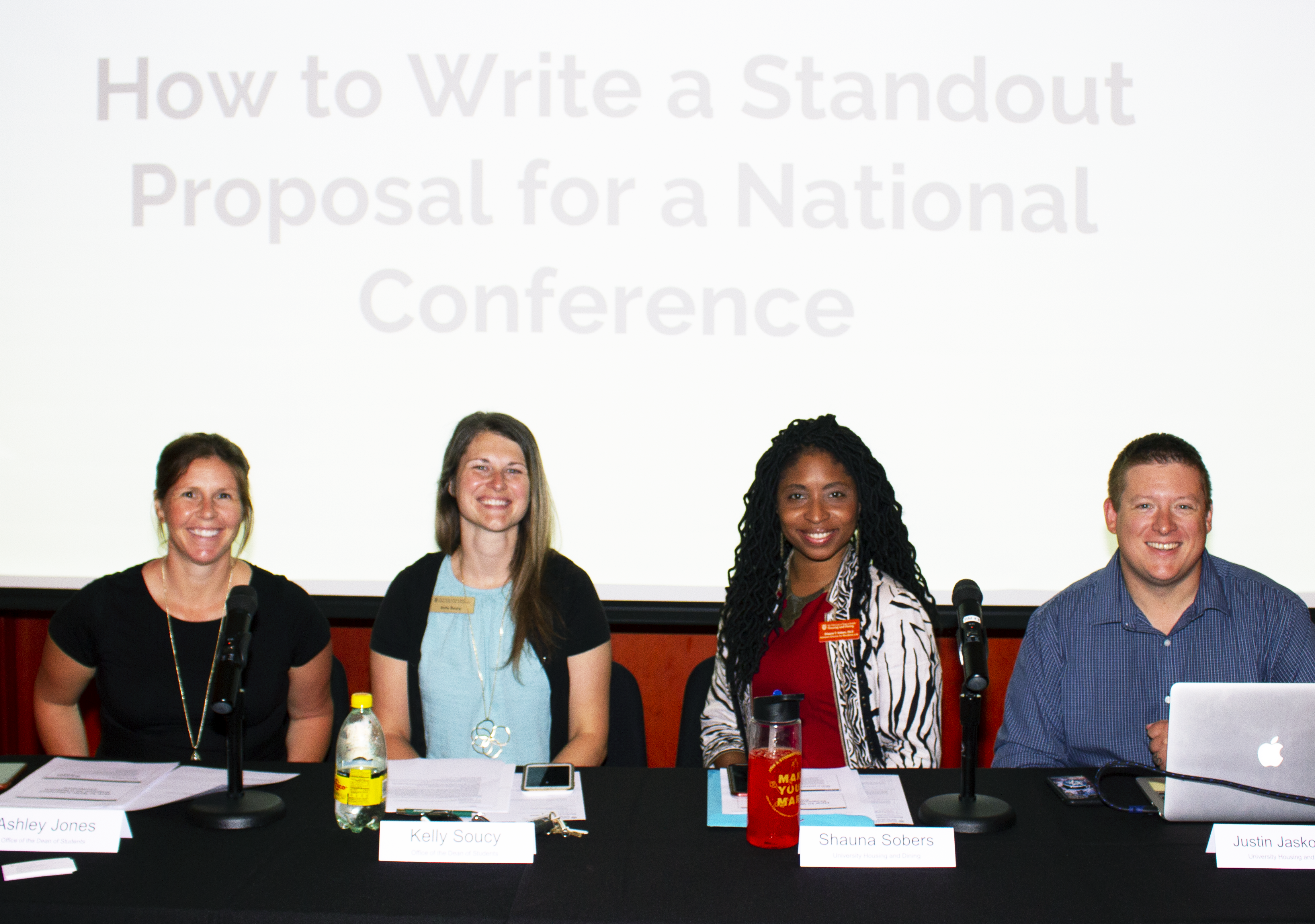 How to Write a Standout Proposal for a National Conference